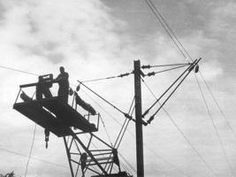Elektrizace železnic